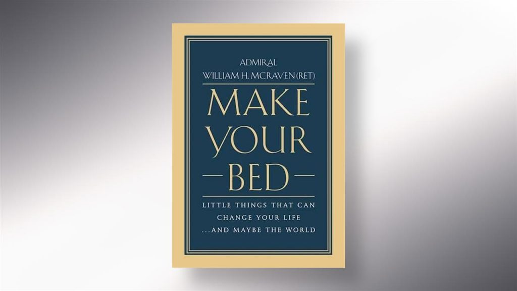 Rifare il letto alla mattina