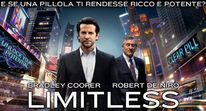 limitless locandina film