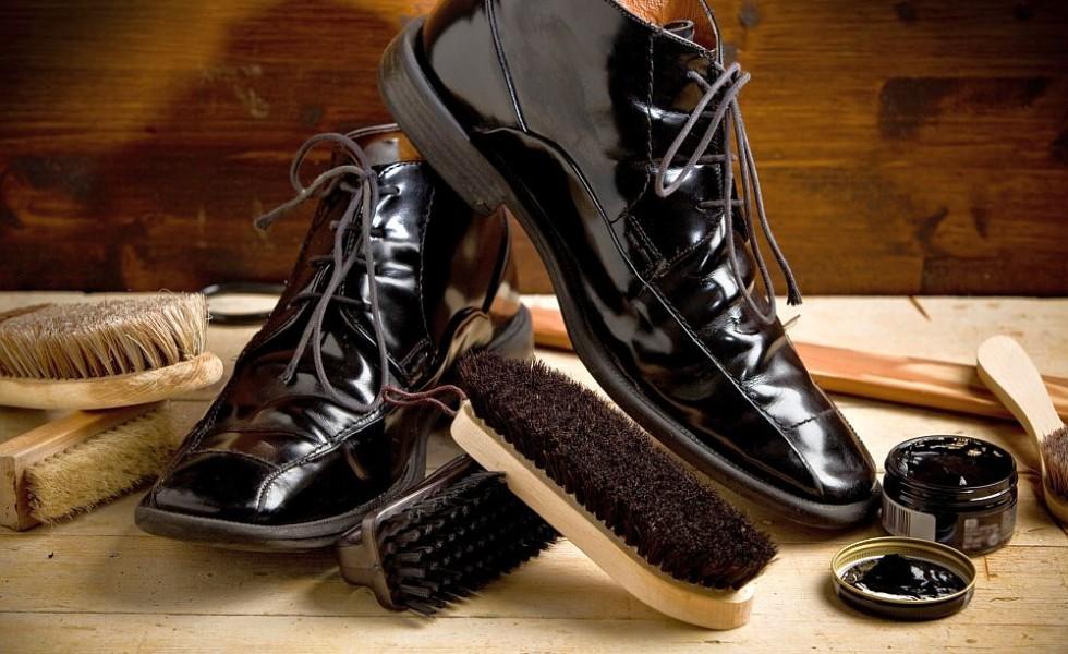 le scarpe lustre salvano le vite