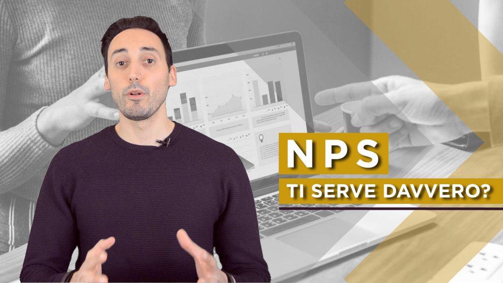 net promoter score copertina