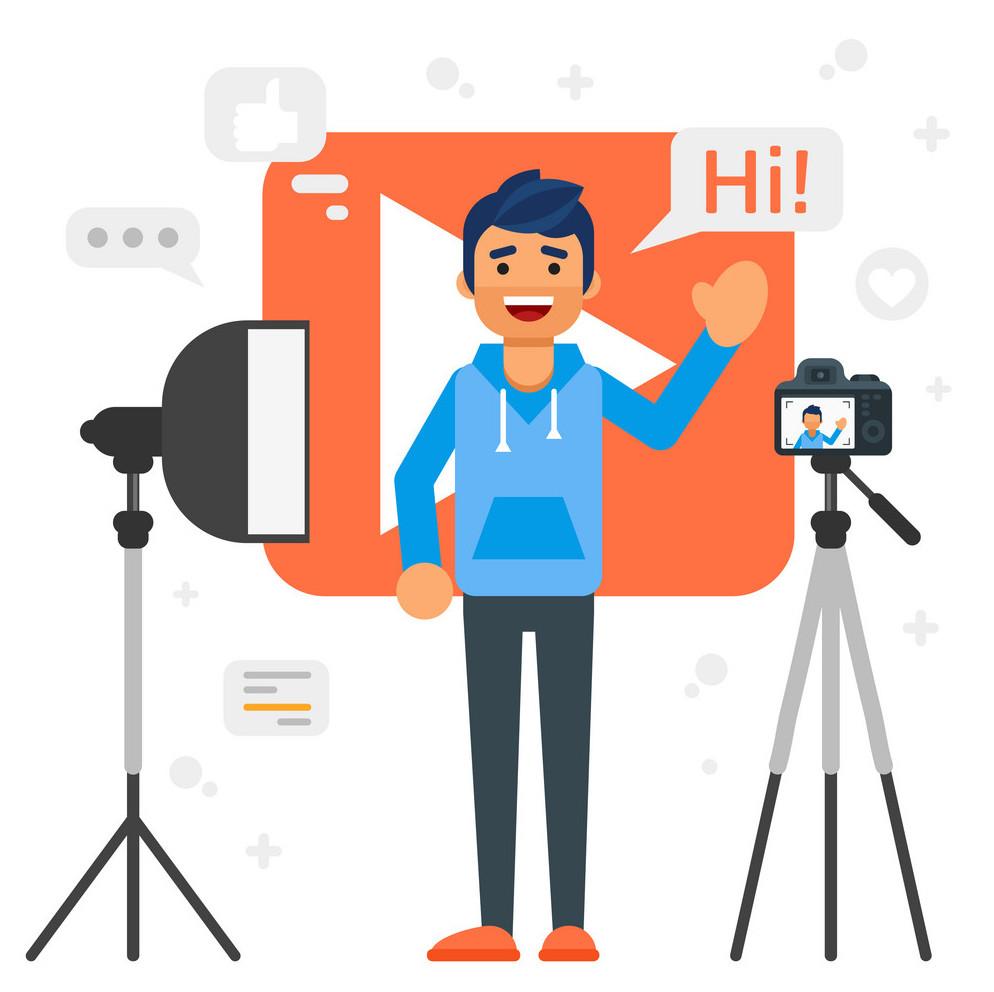 acquisire clienti - girare video