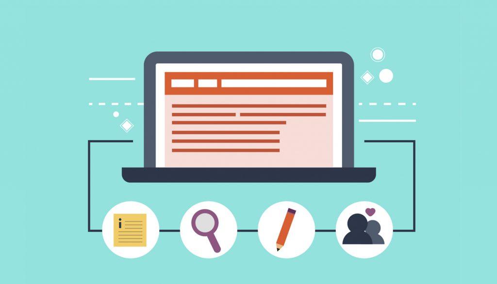 vendere online - strategia di contenuto